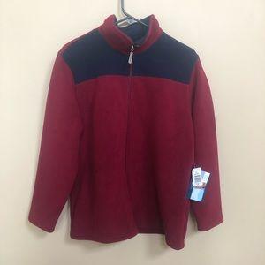 2/$25. Keen NWT fleece Zip up sweater